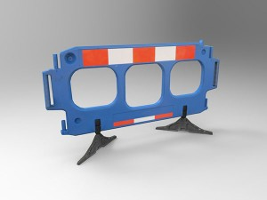 Pedestrain_Barrier_02