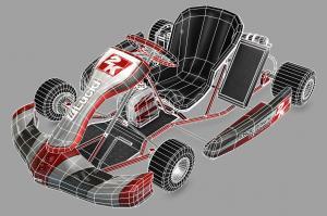Kart 01 Wire